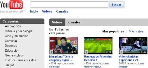 youtubemaradona